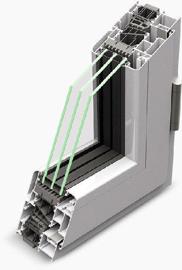 Алюминиевые металопластиковые окна двери перегородки на заказ по