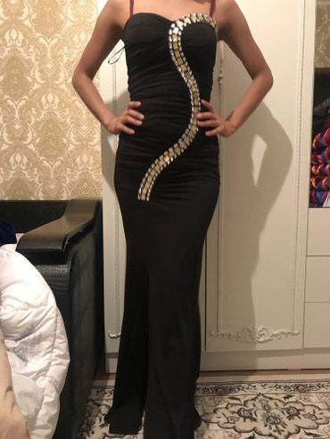 Вечернее платье, 1 раз одета, размер s, отдам за 1500 с в Бишкек