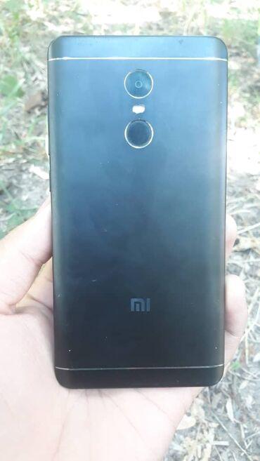 срочно нужны деньги в долг бишкек в Кыргызстан: Б/у Xiaomi Redmi Note 4 Черный