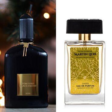 Martin lion - Azərbaycan: Tom Ford Black Orchid unisex ətri 50 ml Martin Lion qablaşdırmasında