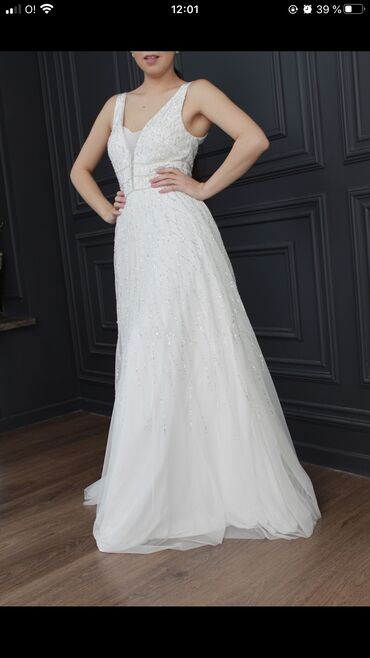 Продаю Свадебное Платье Платье куплено в США, бренд «Paper Crown»