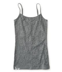 Aeropostale Lace-front basic cami. Майка. Размер small. в Бишкек