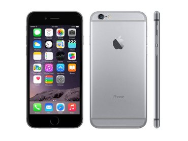 Apple iphone 6 plus 128gb space gray  telefon u izuzetnom stanju u - Beograd