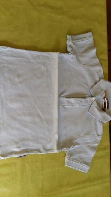 Majica za decake vel.116(polovna i ocuvana,svetlo plave  boje) - Petrovac na Mlavi