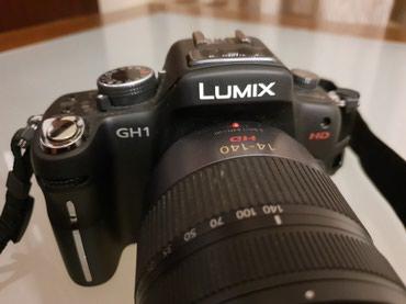 фотоаппарат panasonic lumix dmc fz50 в Азербайджан: Fotoaparat lumix GH114x140 linza .ideal vezyatdadir iki batareyasi var