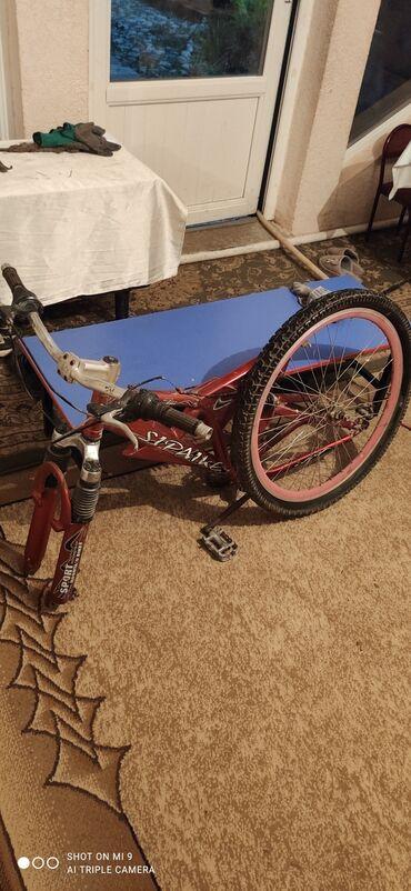 Спорт и хобби - Арчалы: Велосипед на запчасти или можно восстановить