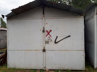 Срочно продаю металлический гараж. в Бишкек