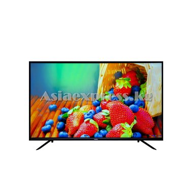 "Yasin led 55"" smart tv 55"" (140)см.. -yasin led 55"" smart (140)см в Бишкек"