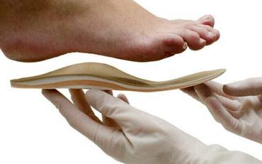 Пробковые ортопедические стельки из в Бишкек