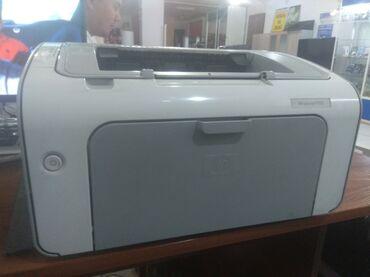 Продаю принтер HP laserJet P1102 Отличное состояние Цена:3500с