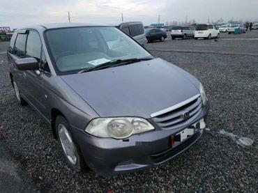 Продаю хонда одиссей срочно год 2000 обьем 2,3 прашу 3250$ срочно в Бишкек