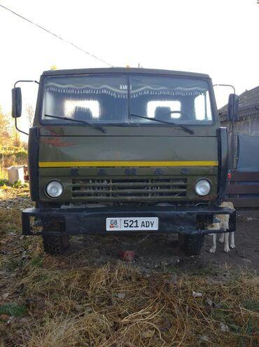 Продается КамАЗ сельхозник 1990год, 8 тонник обращаться по тел