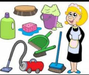 Bakı şəhərində Evlerin, ofislerin, kotejlerin, villalarin temizlenmesi.Evlerin ve ya