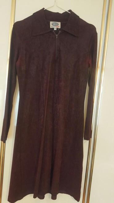 Braon haljina plisana marka RIFLE br.40 - Pozarevac