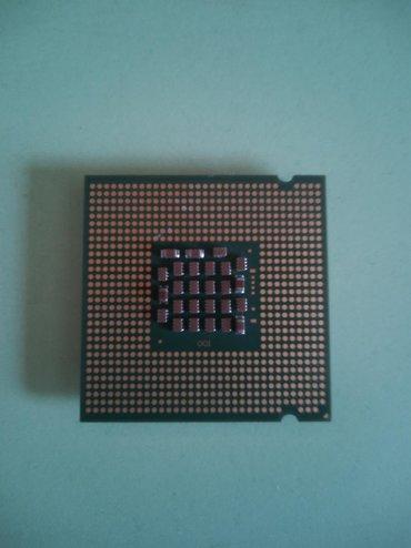 INTEL PENTIUM 640 SL8Q6Procesor je u dobrom stanju, radi normalno