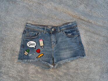 Очень милые и стильные шорты, состояние хорошее, размер 25-26 в