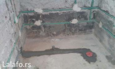 Odgusenja kanalizacije zamena česmi bojlera zamena sanitarije zamena - Beograd