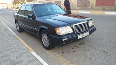 İşlənmiş Avtomobillər Lənkəranda: Mercedes-Benz E 250 2.5 l. 1993 | 444444 km