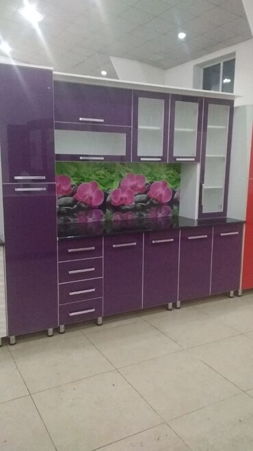 буфет кухня в Кыргызстан: Мебельный гарнитур | Кухонный | С доставкой