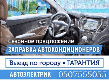 грузовые в Кыргызстан: Климат-контроль  