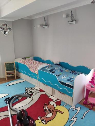 Продаю 2 кровати : морской дизайн. в Бишкек