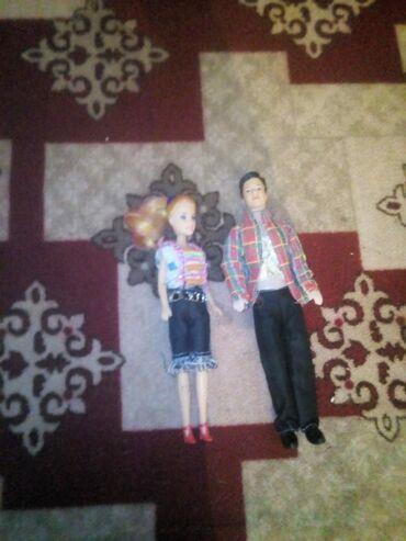 Срочно продам кукол Барби и Кен