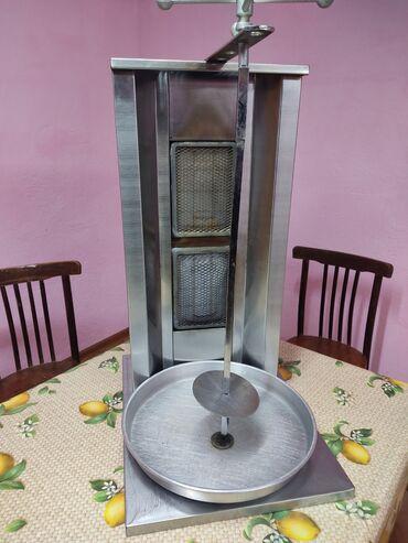 оборудование для шаурмы в Кыргызстан: Оборудование для шаурмы с комплектом, аппараты под масло в хорошем