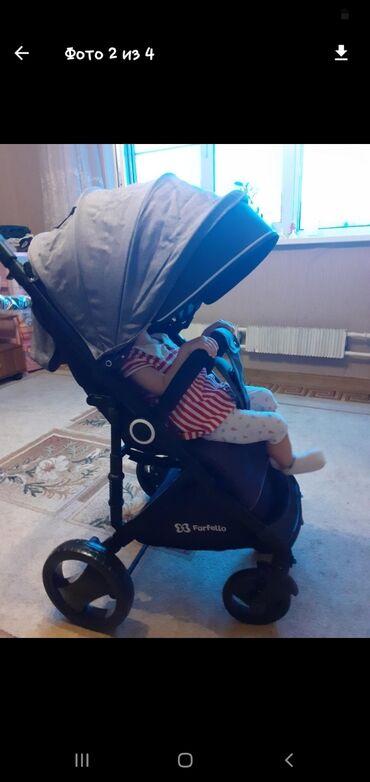 удобные коляски для новорожденных в Кыргызстан: Продается прогулочная коляска пользовались меньше 2 месяцев