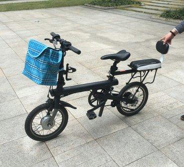 Продаю новый SMART электровелосипед xiaomi qicycle оригинал в наличии в Бишкек