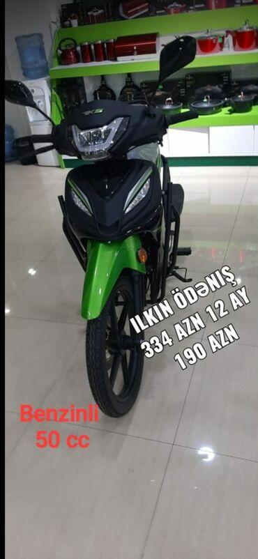 Digər motosiklet və mopedlər - Azərbaycan: Tek wexsiyyet vesiqesiyle kridit verilir zaminsiz arayiwsiz kirayede