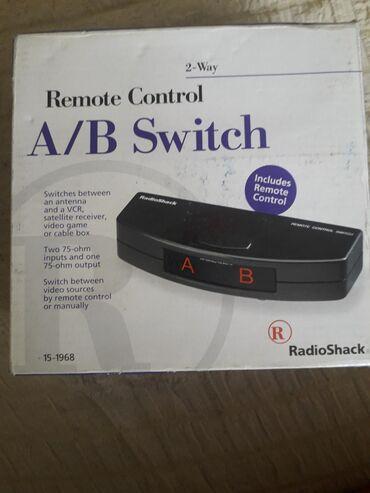 b u vani в Кыргызстан: A/B switch