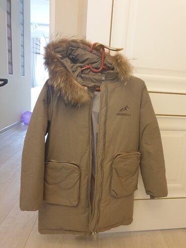 армейский куртка в Кыргызстан: Подрасковая куртка,почти новая,качество очень хорошее