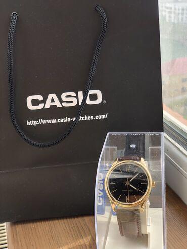 Bej Kişi Qol saatları Casio
