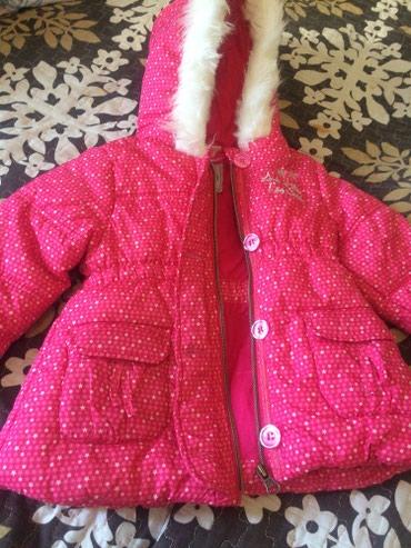 Продам новую куртку 500 сом 80 см в Токмак