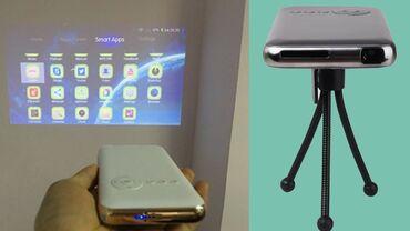 Портативный WiFi DLP проектор Everycom S6 plus Android OS 8Гб, Описани