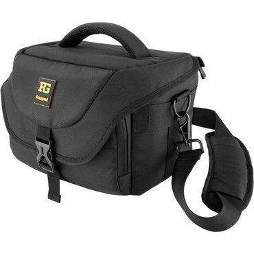 Ruggard Journey 34 DSLR Shoulder Bag (Black)   Interior в Бишкек