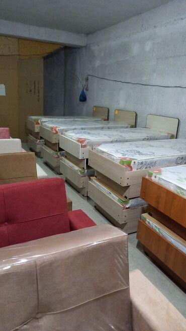 Кровать новый 7000сомовкровати, мебель