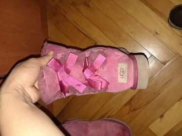Ugg cizme - Srbija: Nosene ugg cizme 37.5 broj najtoplije cizme na svetu:-)