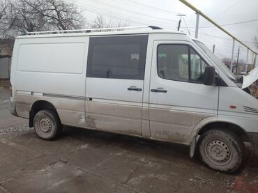 Mercedes-Benz - Сокулук: Mercedes-Benz Sprinter 2.2 л. 2002 | 286786 км