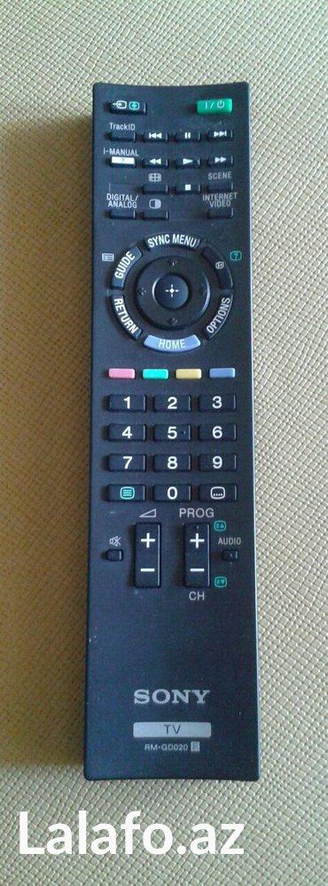 Bakı şəhərində Sonİ smart tv-pultu-oriqinal karobkasından çıxma