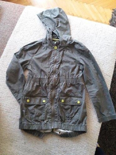 Dečije jakne i kaputi   Nis: Prolecna jaknica, parka, Teranova, 6-7 godina, 116-122, kao nova