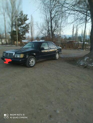шорты теплые в Кыргызстан: Mercedes-Benz W124 2.5 л. 1990 | 2020 км