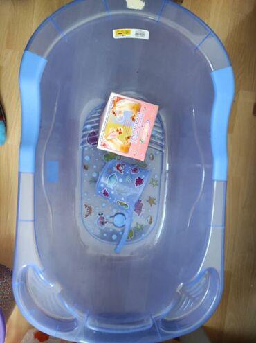 Большая детская ванночка Турецкого производство в отличном состояние и