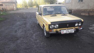 Транспорт - Садовое (ГЭС-3): ВАЗ (ЛАДА) 2106 0.6 л. 1984