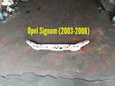 Opel Signum Kapot Paneli
