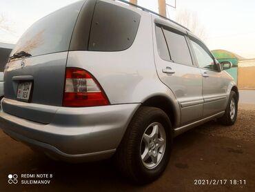 купить двигатель мерседес 3 2 бензин в Кыргызстан: Mercedes-Benz ML 320 3.2 л. 2002 | 186000 км