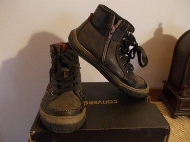 Cipele su nosene,broj je 35, duzina unutrasnjeg gazista20 /21