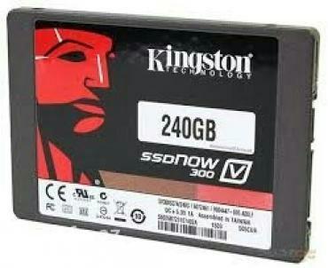 240gb ssd satilir.. Brend--kingstone.. Kompyuter ve ya notbukunuzu в Bakı