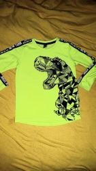 Majica na dug rukav za decaka, kao nova! Velicina 116 - Valjevo