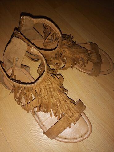 Reso - Srbija: Sandale na rese, br 38